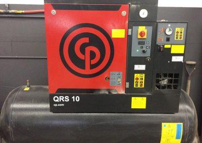 OHS Body Shop QRS 10