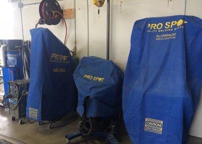 OHS Body Shop Pro Spot Quality Welding System