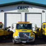 OHS Body Shop Towing Services in Kalispell