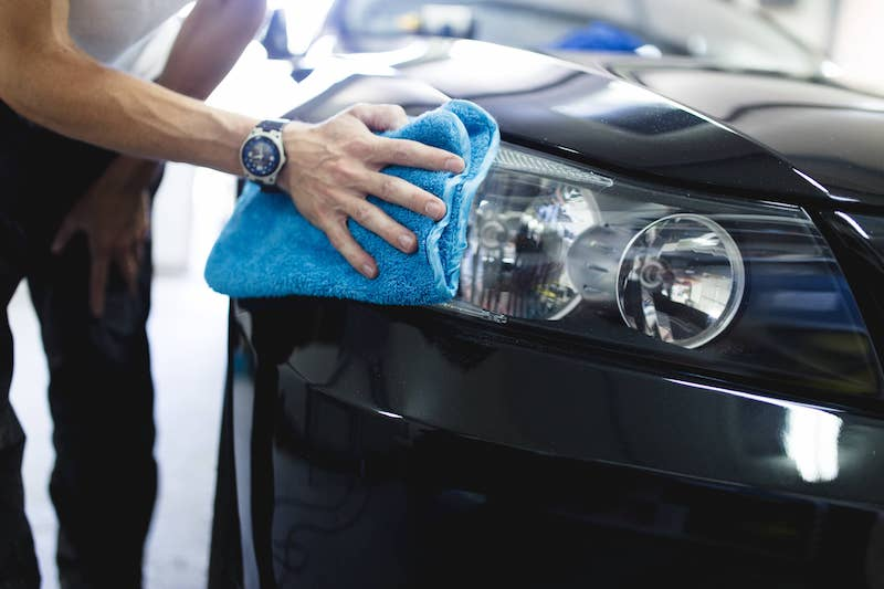 Cleaning cloudy headlights is easier than you think