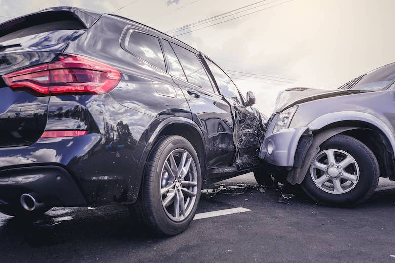 When does car insurance cover your car repairs?