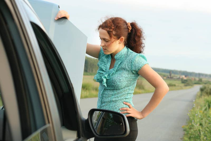 What to do when a car overheats