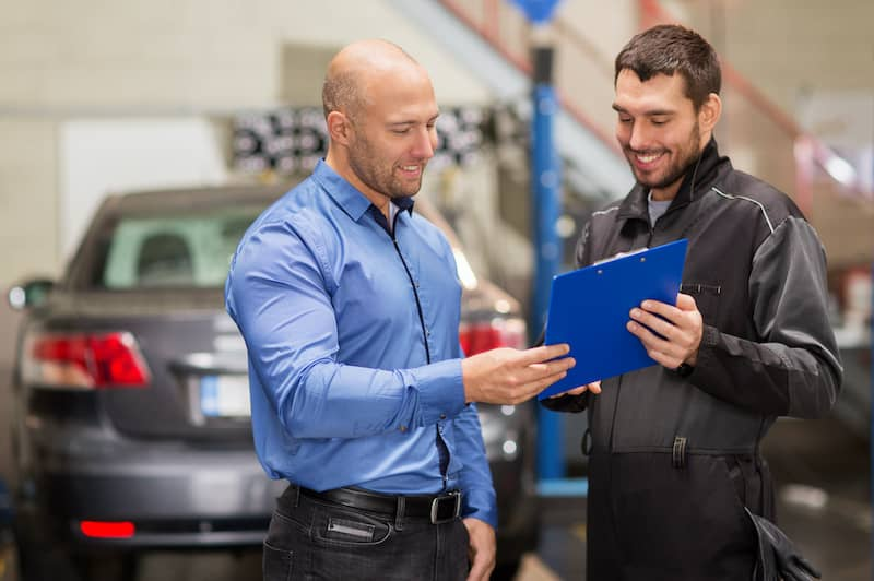 Online estimates, scheduling and other services available in modern body shops
