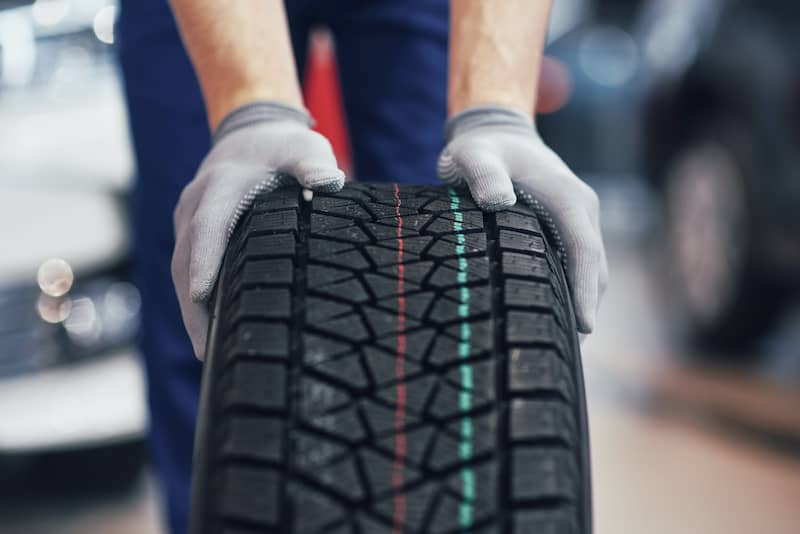 The Importance of Tires