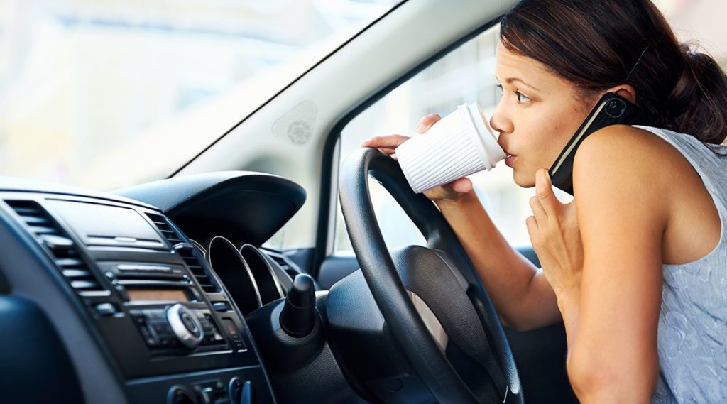 Minimizing Distractions Inside Your Vehicle