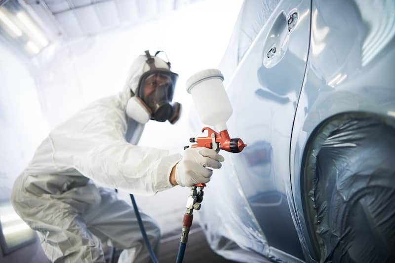 Interesting Facts About Car Paint